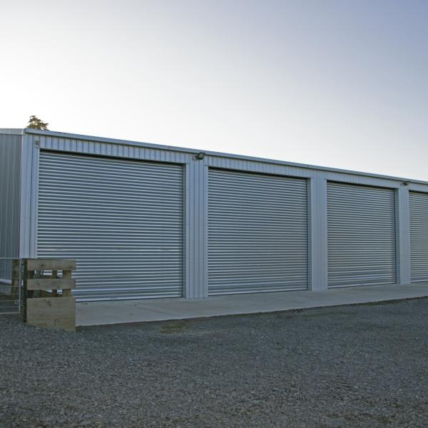 Whales Line Agricultural Workshop & Implement Shed